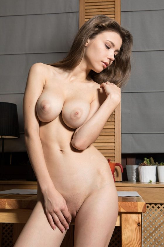 Mila Azul Nude In Soleba MetArt Model Gallery